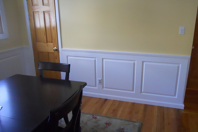 Dining Room Wainscoting Ideas From America Customers
