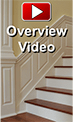 Watch 6 Wainscoting Videos on how to measure, order, install, prime and paint