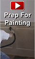 How to Prep Wainscoting Panels for Painting