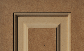 Classic Raised Panel Wainscoting Sample